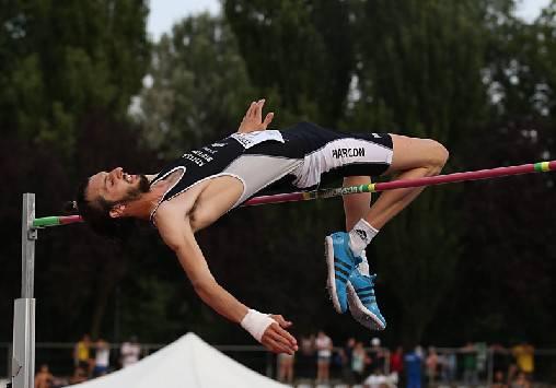 Salto in alto. Eugenio Rossi bronzo ai Campionati del Mediterraneo U23