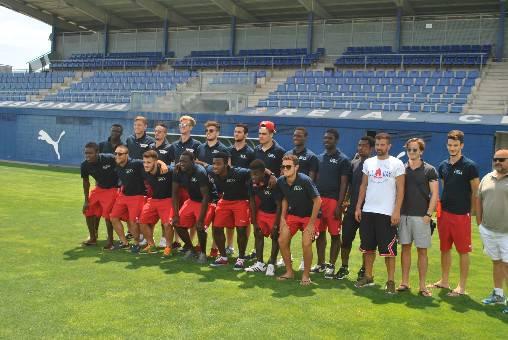 La Giovanile Rimini Football Academy firma il triplete a Barcellona