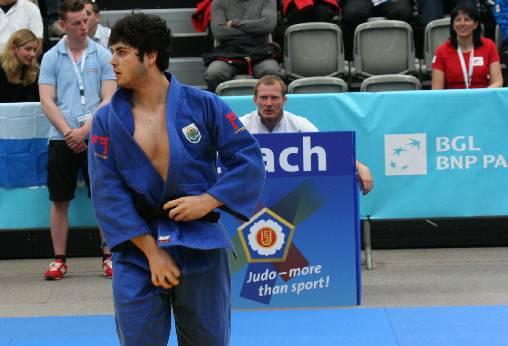 Judo. Storico risultato per il sammarinese Karim Gharbi