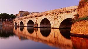 Fluxus: sette anni di celebrazioni per il bimillenario del ponte di Tiberio