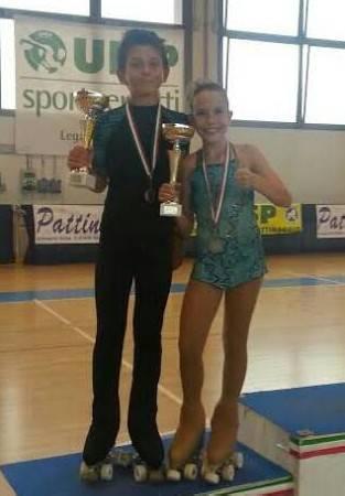 Pattinaggio. Lo Sport Life fa incetta di medaglie ai Campionati Italiani Uisp