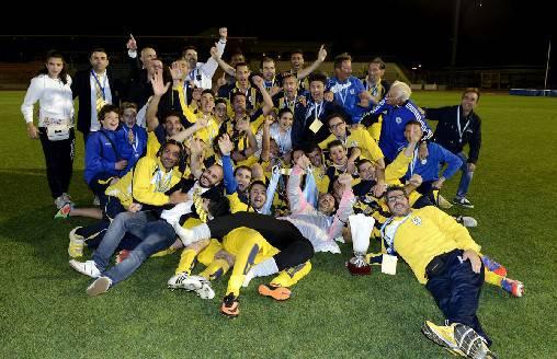 La Fiorita affronterà il Levadia Tallin nei preliminari di Champions League