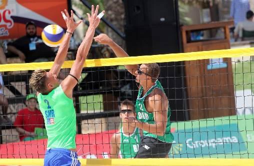 Beach Volley. Continental Cup: terzo posto per San Marino nella poule E