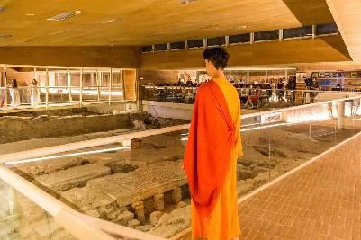 Il Festival del mondo antico ha chiuso con circa 8.000 presenze