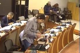 Consiglio: questa sera il voto finale sul bilancio. Diretta su Icaro Tv
