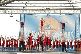 4800 ginnasti di tutto il mondo per il Festival del Sole