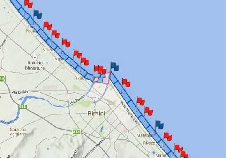 Nuovi scarichi in mare: divieto di balneazione in 13 acque su 16