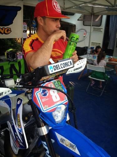 Motorally. Alex Zanotti sfortunato nella penultima prova del Campionato Italiano