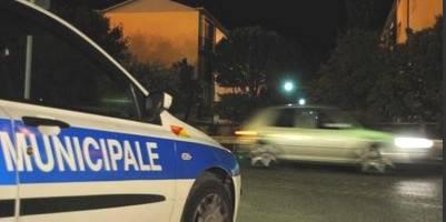Nel fine settimana della Polizia Municipale anche i tassisti abusivi