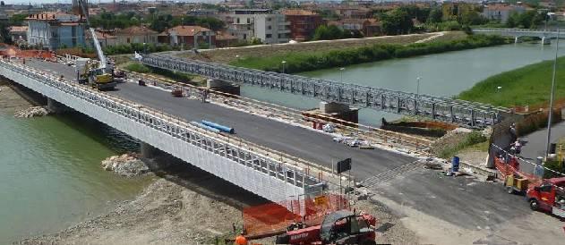Apertura ponte Coletti: il 4 torna al suo percorso. Ci sarà il limite dei 30.