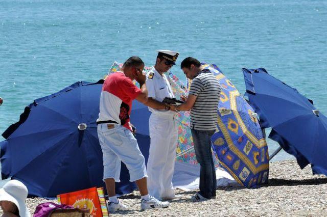 Malore in mare. Perde la vita un turista veronese di 87 anni