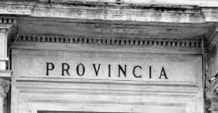 Nuovo assetto delle province. Al voto (forse) il 28 settembre