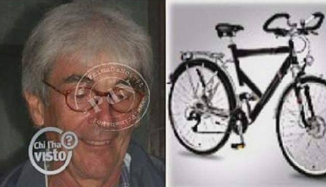 Dal teramano alla campagna di Igea. Ritrovato turista tedesco scomparso in bici