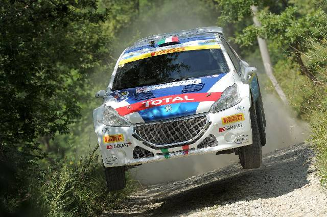 42° San Marino Rally: il poker di Andreucci