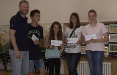 Premiate le idee creative degli studenti della scuola media Cenci