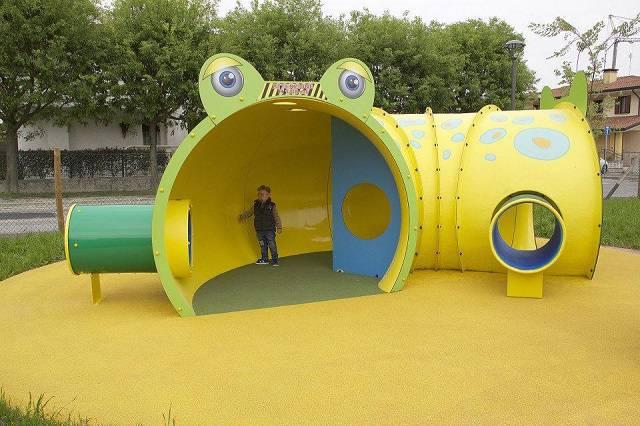 Anche Rimini avrà un parco giochi accessibile ai bimbi disabili
