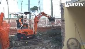 Materiali inquinanti nel cantiere del TRC? AM: solo illazioni
