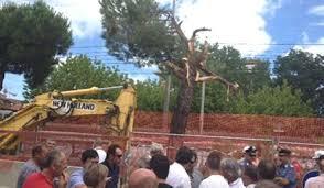 TRC. Sindaco Tosi in missione a Roma, attivisti sul cantiere