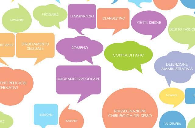 parlarecivile.it una guida per parlare senza discriminare