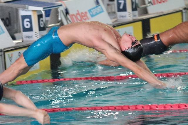 Nuoto. Europei Junior: Sabbioni centra la finale dei 100 dorso