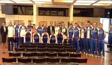 A Gabicce Mare arriva la Nazionale celebrolesi Russa football 7-a side