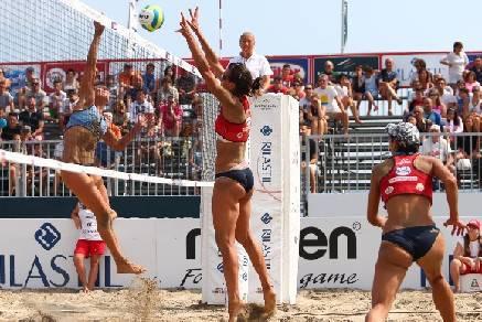 Pallavolo femminile protagonista con il Lega Volley summer Tour