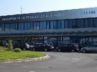 Aeroporto Fellini. Nelle ultime due settimane quasi 37mila passeggeri