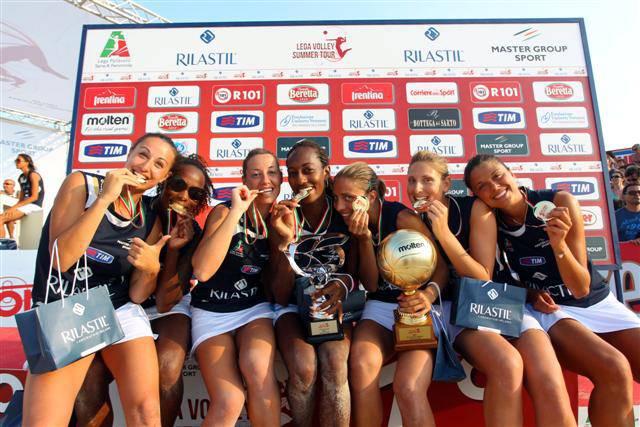Lega Volley Summer Tour Rilastil Cup: formazioni e formula