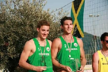 Beach Volley Assoluti. Tappa di Ostia: Benvenuti e Farinelli fuori nelle qualifi