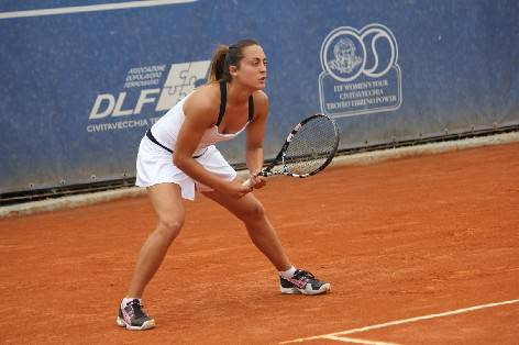 Tennis. Gioia Barbieri al WTA di Bastad