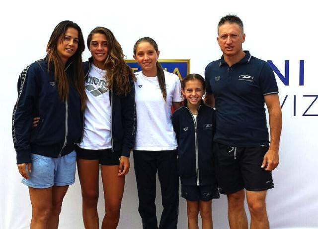 Tuffi. Italiani di Categoria: Emma Rauter conquista il bronzo dai tre metri