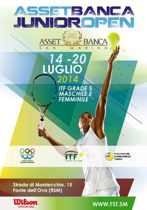 Tennis. Al via sotto la pioggia lo Junior Open Asset Banca