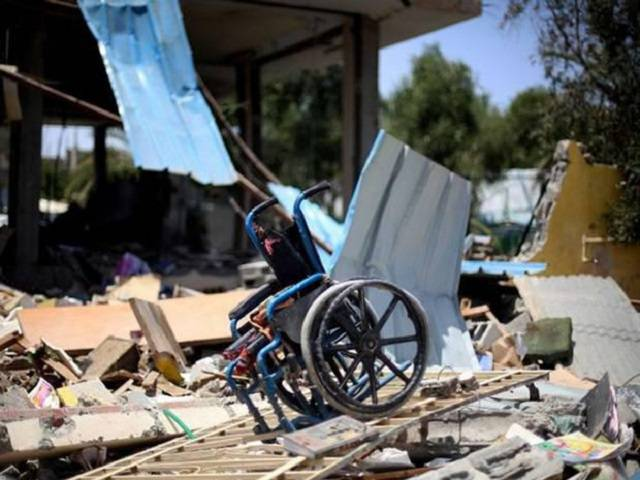 Operazione ProtectiveEdge, dalla Palestina la voce degli operatori di EducAid