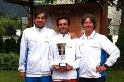 Tennis. La Over 40 del CT Cervia 2a nella Final four tricolore