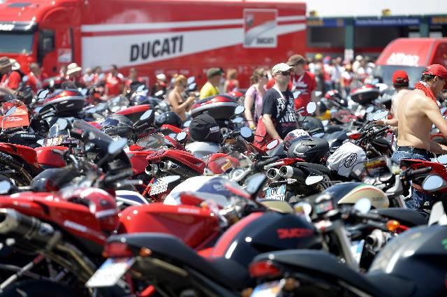 Ducati World Weekend: Misano si colora di rosso per il WDW