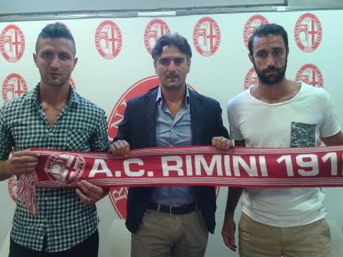 Rimini Calcio. Tutti gli ultimi movimenti. Presentati Di Maio e Cacioli