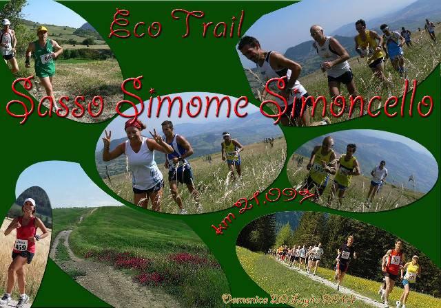 Domenica l'8° Eco Trail Running nel Parco Naturale Sasso Simone e Simoncello