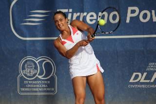 Tennis. Gioia Barbieri parte per la Cina