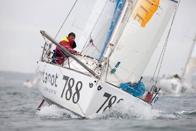 Vela. Michele Zambelli torna in Oceano