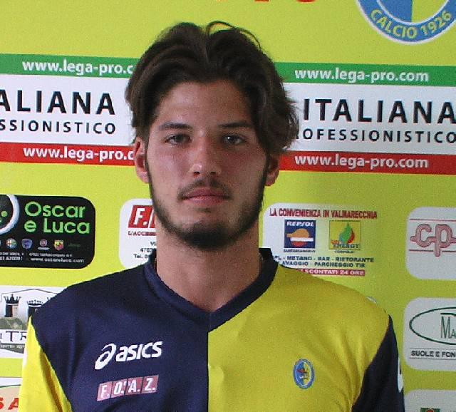Santarcangelo Calcio: presentati Samuele Olivi e Alberto Torelli