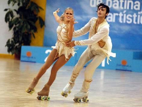 Dalla Spina -Brogi, Campioni Europei Danza Senior