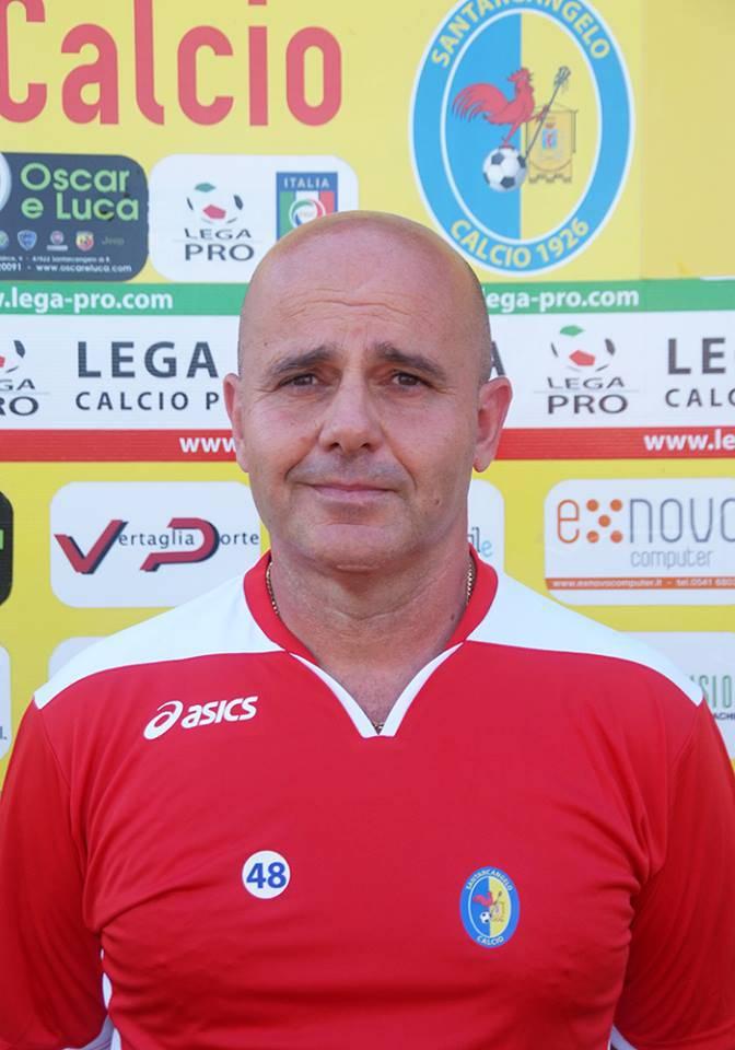 Fabio Bravetti, allenatore portieri del Santarcangelo