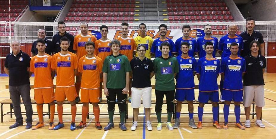 Futsal Bellaria 2014-2015