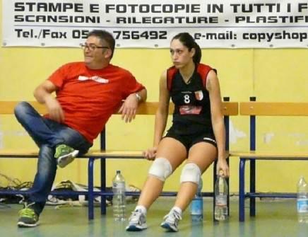 Gabriele Pace e Alessia Peroni