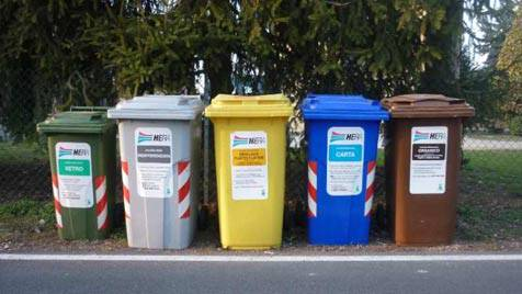 Differenziata, nel 2015 a Rimini dati ancora in crescita