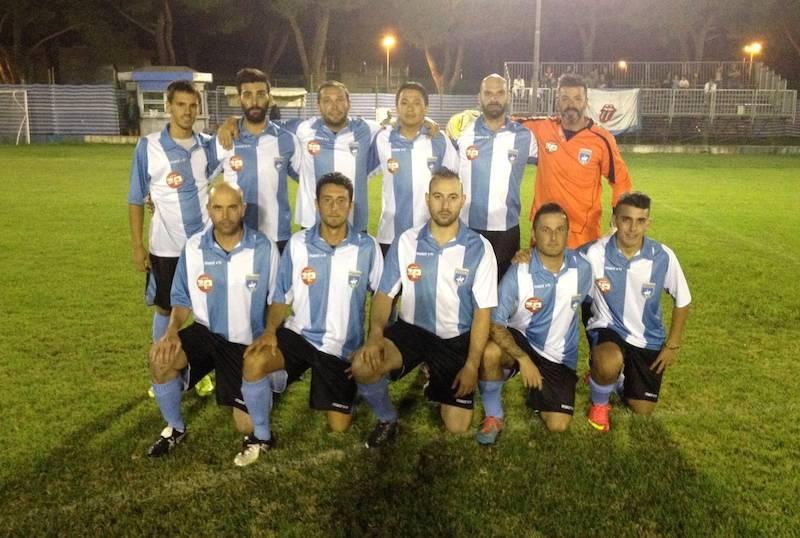 formazione Unione Riccione Calcio