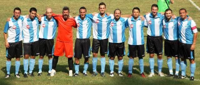 foto di squadra dell'Unione Riccione