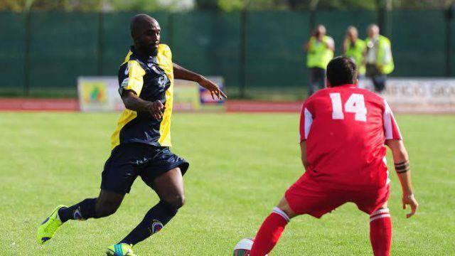 Francis Obeng (©Pier Andrea Morolli/SKCS Sport Images)