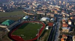 Lo stadio Mazzola