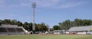 "Lo stadio ""Romeo Neri"""